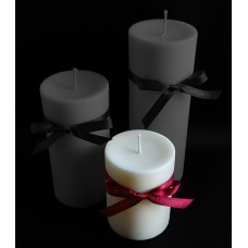 Small Pillar Candle